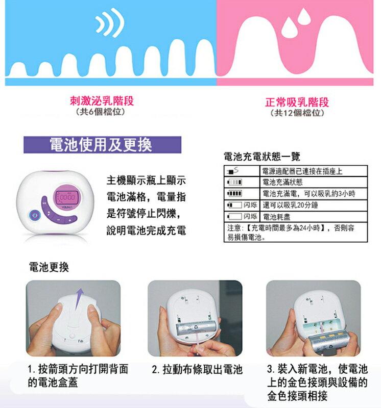 優合 雙邊電動吸乳器 吸奶器 優合吸乳器 擠乳器 擠奶器YOUHA YH-8004 ✿樂穎✿ 3