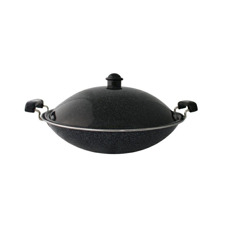 石頭(尺3)炒菜鍋