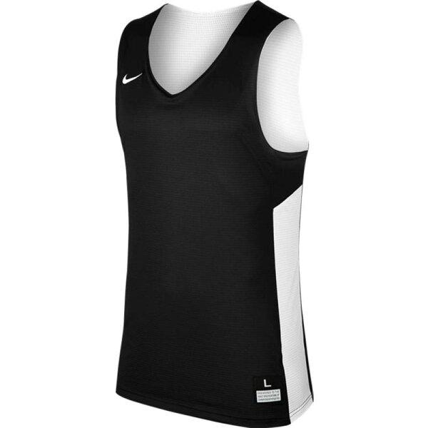 NikeTankReversible男裝上衣背心籃球雙面穿黑白【運動世界】867766-012
