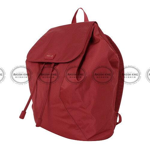 Outlet代購 agnes.b 亞洲限定款 後背包 小b (紅色) 二 色 書包 通勤包 雙肩包 斜挎包 防水 1