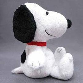 SNOOPY 史努比坐姿 玩偶 日本限定正版商品