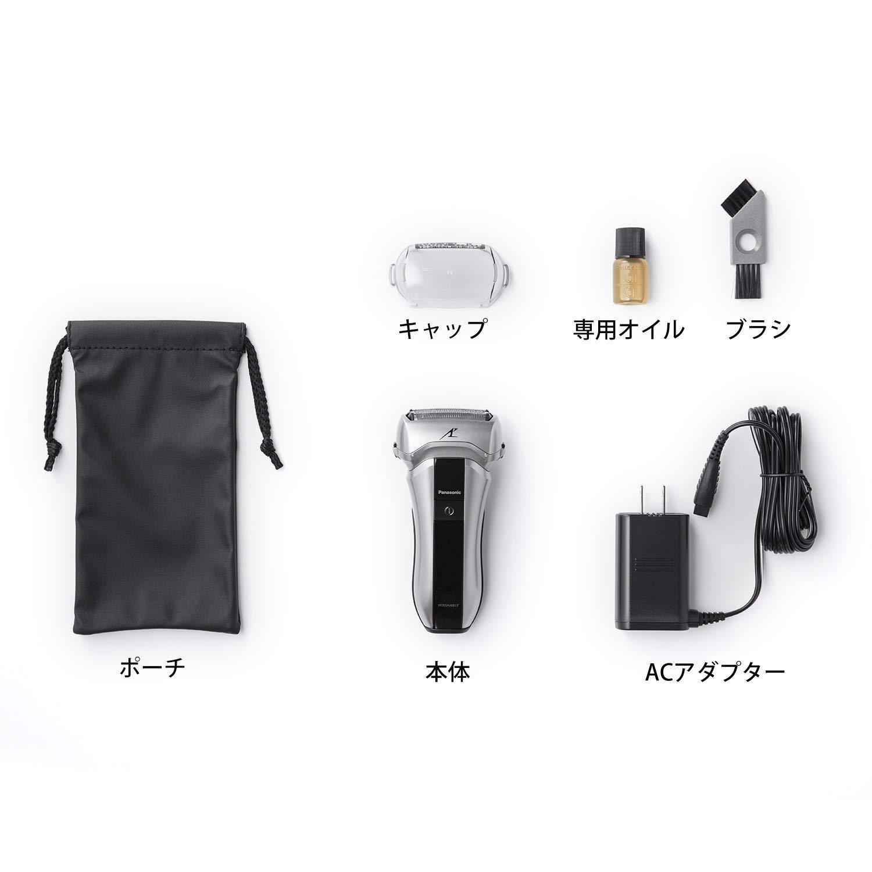 嘉頓國際 國際牌 PANASONIC 日本製【ES-CT20】刮鬍刀 電鬍刀 三段電量顯示 三刀片 感測鬍鬚的深度 國際電壓 1