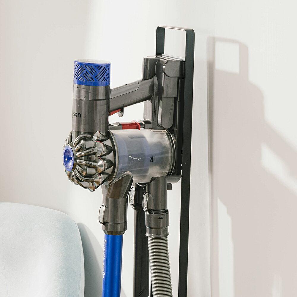 直立式鐵藝吸塵器收納架-2代款 置物架 Dyson 戴森適用 手持式吸塵器掛架 收納架 免運【A050】V7 V8 V10 V11適用 4