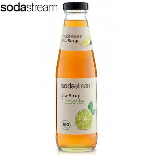 Sodastream 萊姆糖漿  氣泡水機 汽水調味 濃縮糖漿 汽水機專用