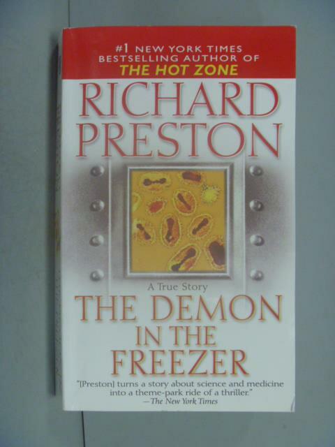 ~書寶 書T4/原文小說_NJH~The Demon in the Freezer_Pre
