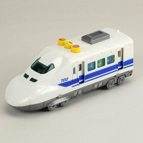 日本代購預購 新幹線700系 有聲光玩具車 兒童玩具 交通造型玩具 滿600免運 758-014