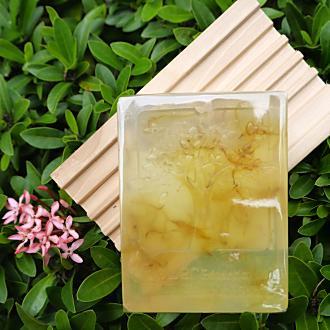 【妙回春手工皂坊】金盞花 舒緩清新皂(約100g /塊)
