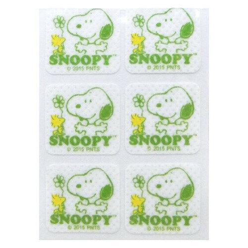【安琪兒】【史努比Snoopy】全效型防蚊貼片(12枚)-6盒裝 3