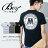 ☆BOY-2☆【ND5467】短袖T恤素面簡約質感休閒大M圓標印花短T 0