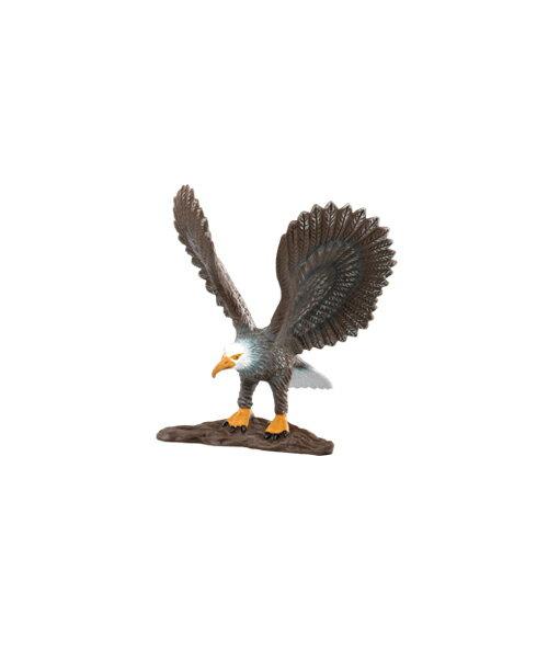 【淘氣寶寶】 美國 B.Toys 感統玩具 Terra 北美洲動物-美國鷹