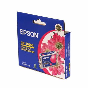 EPSON 愛普生 T056350 墨水匣適用RX430紅色