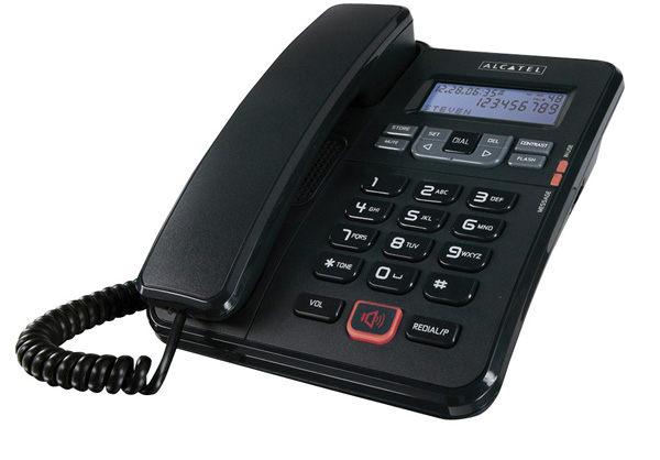 Alcatel 阿爾卡特 Temporis 55 來電顯示有線電話