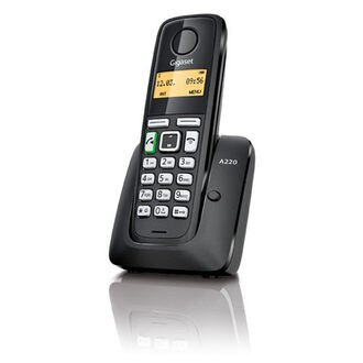 Gigaset A220 數位無線電話機(母機單機)
