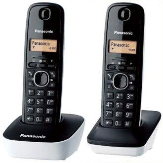 Panasonic 國際牌 KX-TG1612 數位無線電話雙子機
