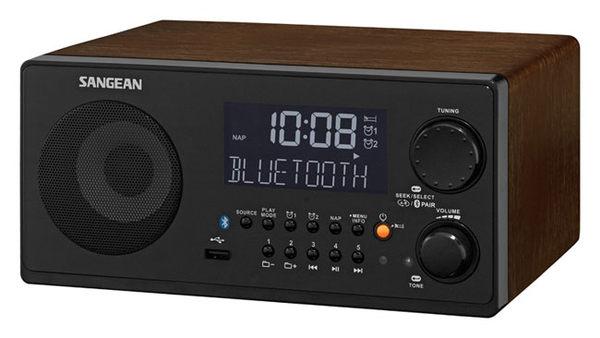 SANGEAN 山進 WR22 / WR-22 數位音響收音機