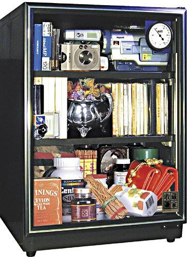 收藏家 AD-72 電子防潮箱