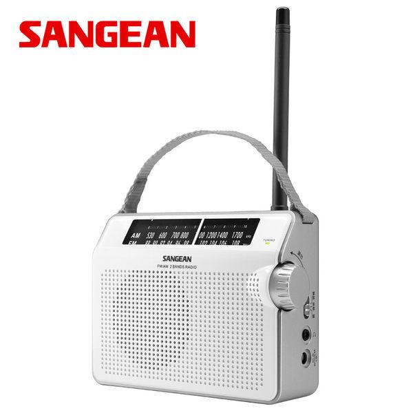 SANGEAN 山進  PRD6 / PR-D6  二波段復古收音機