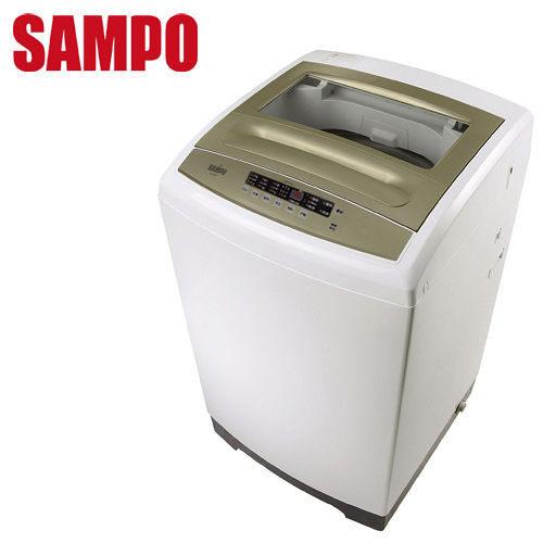 <br/><br/>  SAMPO 聲寶 ESA13F(Q) 全自動單槽洗衣機(12.5公斤)<br/><br/>