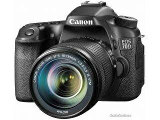 Canon 佳能 EOS 70D ^(18~135^) 單眼相機^(KIT組^)