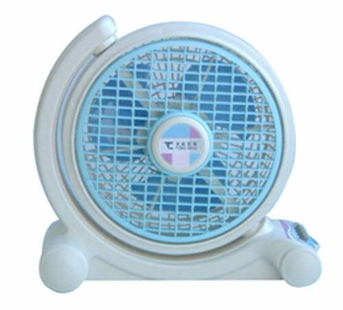 東銘 TM1082 循環涼箱扇(10吋)