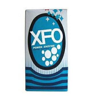 XFO 污敵酵素低泡沫濃縮洗衣粉(1盒)滾筒式洗衣機專用