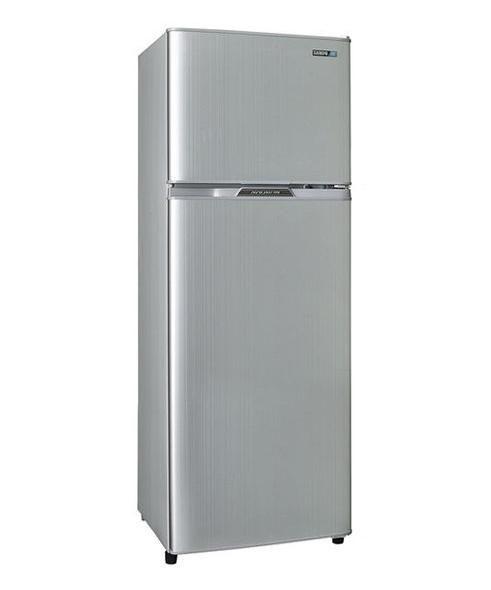 SAMPO 聲寶 SRL25G(S2) / SR-L25G(S2) 節能省電雙門冰箱(250L) ★指定區域配送安裝★