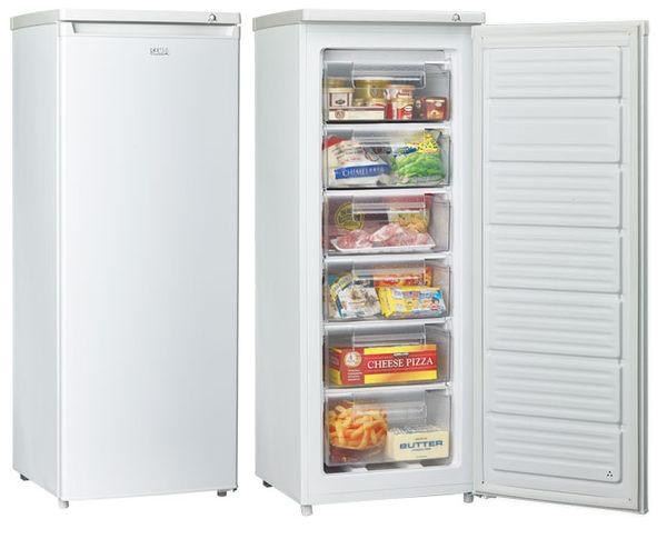 SAMPO 聲寶 SRF180S / SRF-180S 182公升直立式冰櫃 ★指定區域配送安裝★