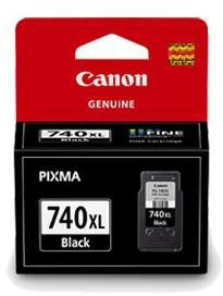 CANON 佳能 PG740XL 黑色墨水匣 ~  好康折扣