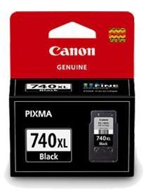 CANON 佳能 PG740XL 黑色墨水匣
