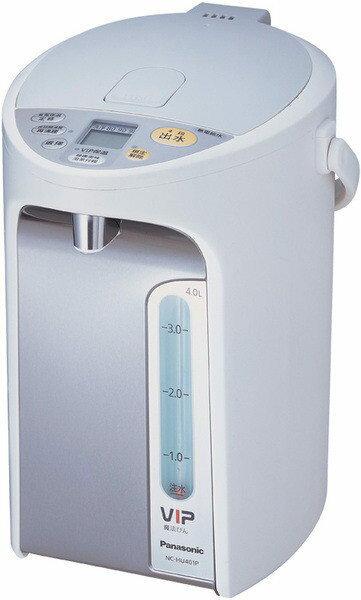 Panasonic 國際牌 NCHU401P 真空熱水瓶
