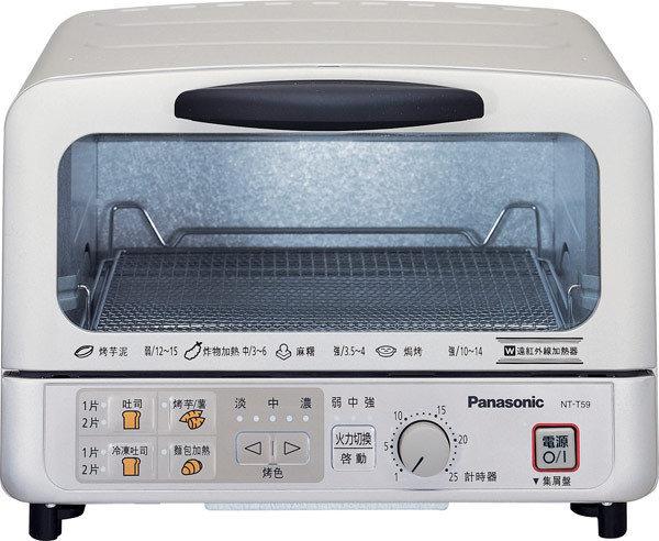 Panasonic 國際 NTT59 小型電烤箱