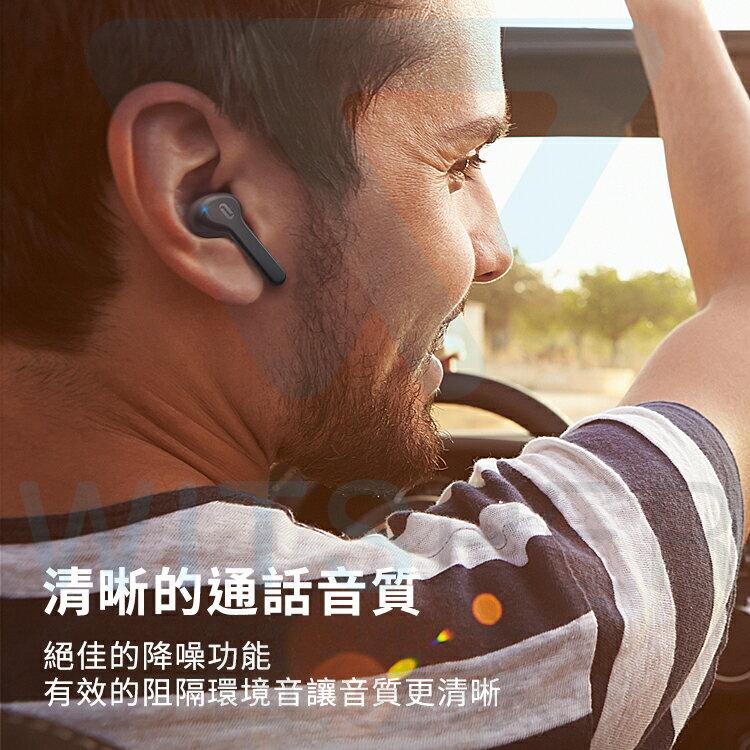 【現貨到了,限時優惠中要買要快】TaoTronics TT-BH053 真無線耳機 藍牙5.0 動圈6mm高解析音質 40小時續航 物理抗噪通話【WitsPer智選家】 5