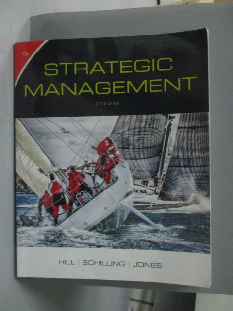 ~書寶 書T1/大學商學_ZKM~Strategic Management~Theory_