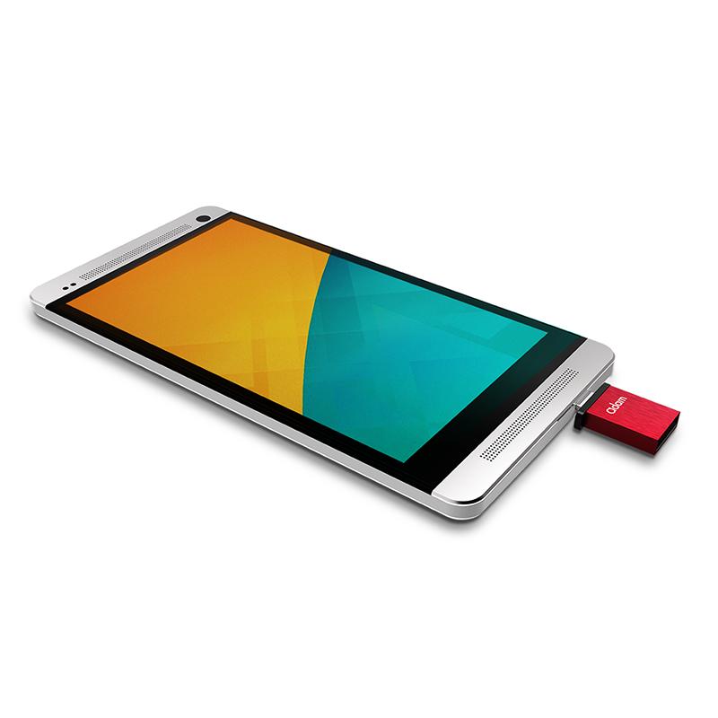 【0501-0531刷卡最高回饋1500元刷卡金】Ponte 210 16G USB 2.0 OTG隨身碟 (16GB) 1