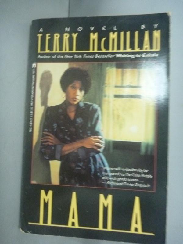 ~書寶 書T8/原文小說_HIH~mama_Terry McMillan