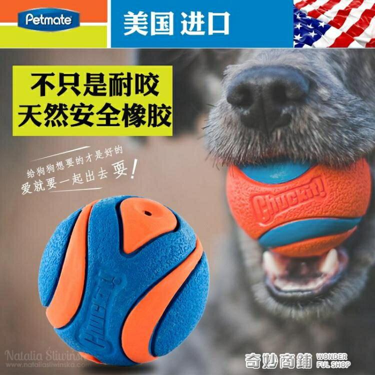 【快速出貨】耐咬寵物玩具狗狗玩具磨牙發聲玩具球幼犬金毛泰迪狗用品 聖誕節全館免運