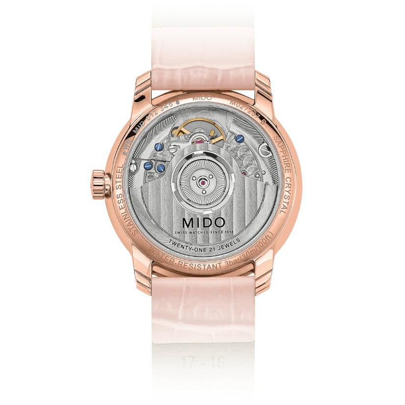 MIDO美度 M0272073601000 / 永恆系列機械腕錶 / 33mm