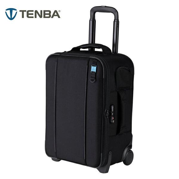 ◎相機專家◎TenbaRoadieAirCaseRoller21攝影滾輪輕量行李箱638-715公司貨