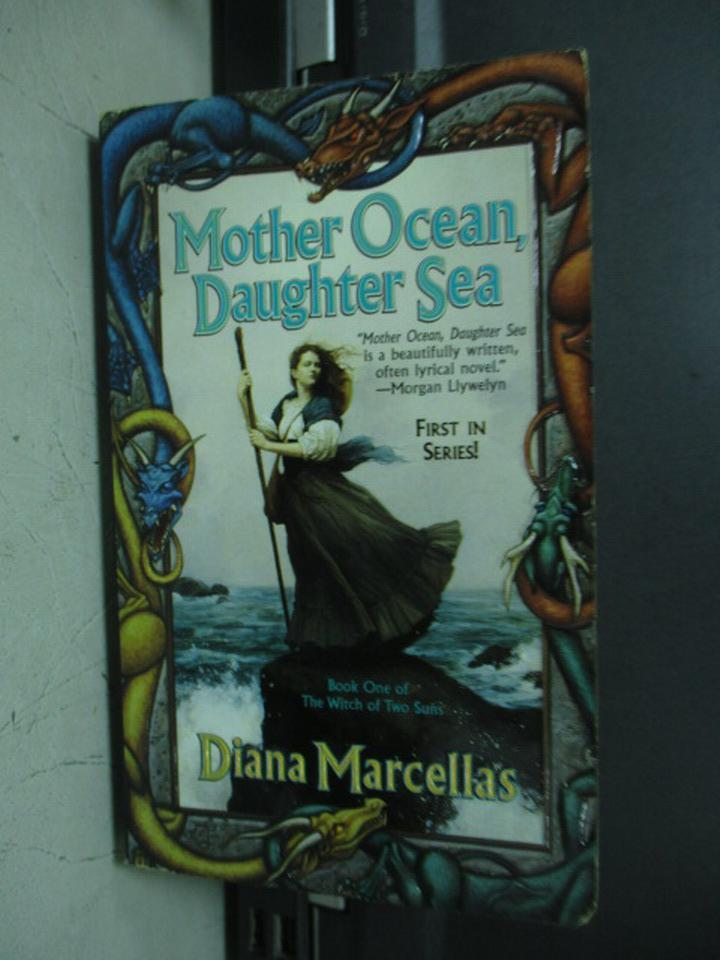 【書寶二手書T9/原文小說_KAI】Mother ocean daughter sea_Diana marcellas