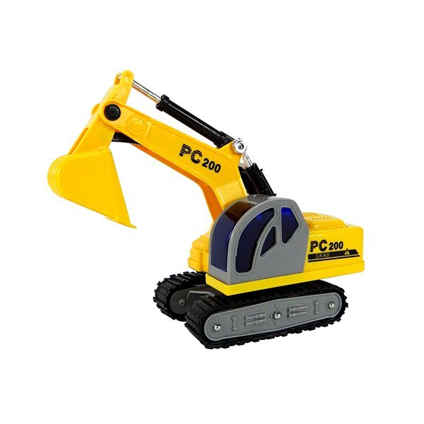 【888便利購】JD082 仿真履帶式挖土機模型(ST)(顏色隨機)