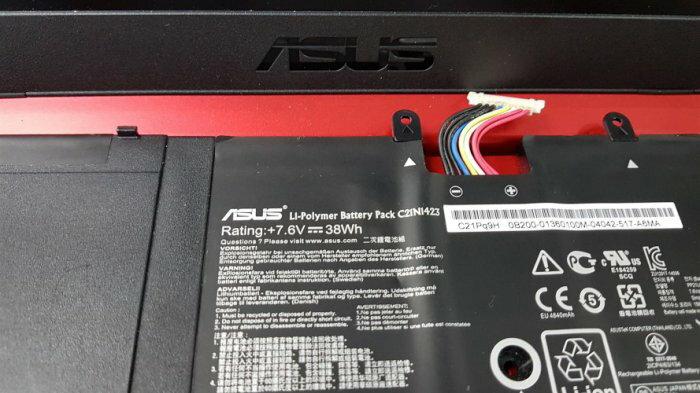 筆電達人 華碩 ASUS C21N1423 原廠電池 P302L P302LJ P302LA F302 F302LA F302UV X302LA X302LJ X302U X302UA X302...