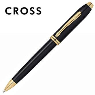 CROSS Townsend 涛声系列 572TW 黑珐瑯原子笔 / 支