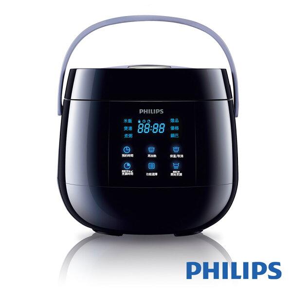 限量8組★福利品【飛利浦PHILIPS】微電腦迷你電子鍋(HD3060)