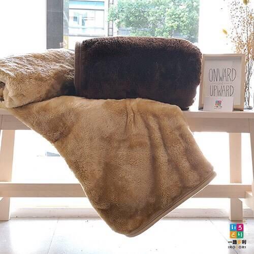 【日本一路多利】厚款毛毯/萬用毯 190*140CM