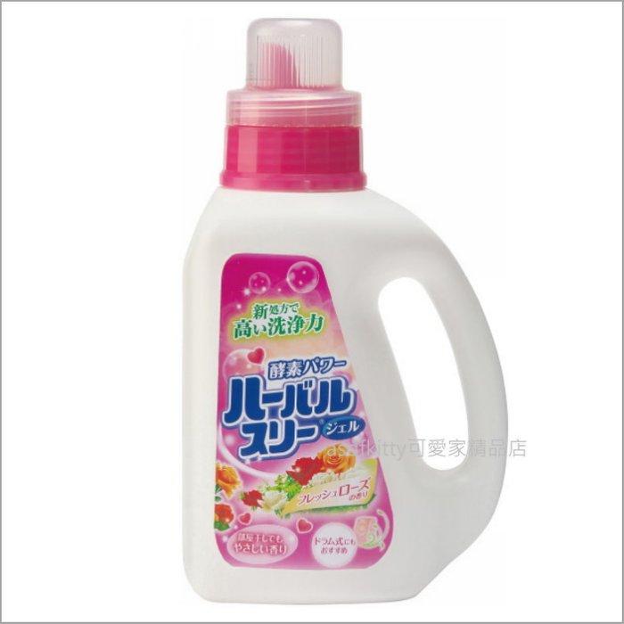asdfkitty可愛家☆MITSUEI高洗淨力酵素洗衣精-0.9KG-日本製