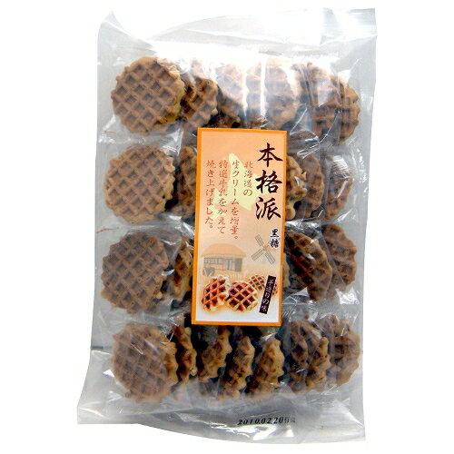本格派黑糖鬆餅200g【愛買】