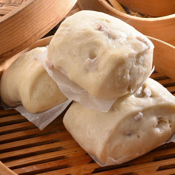 【開心手工饅頭包子】芋頭饅頭 1包5入 {每顆約127g±7g}-全館消費滿2000元免運!