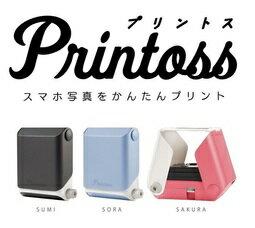 預購 日本直送 TAKARA TOMY Printoss 印相神器 手機專用不插電相片印表機 手機夾式沖印機 相印機 可列印出 拍立得底片 空白底片