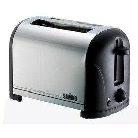 ★杰米家電☆SAMPO 聲寶 TR-LA60S  不鏽鋼溫控烤麵包機