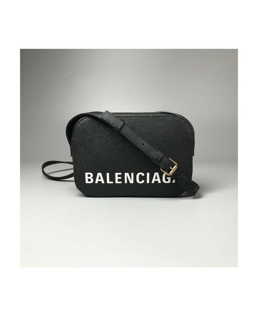 Balenciaga巴黎世家 黑色Ville相機包 尺寸17*5*12cm 限時折扣21500/個